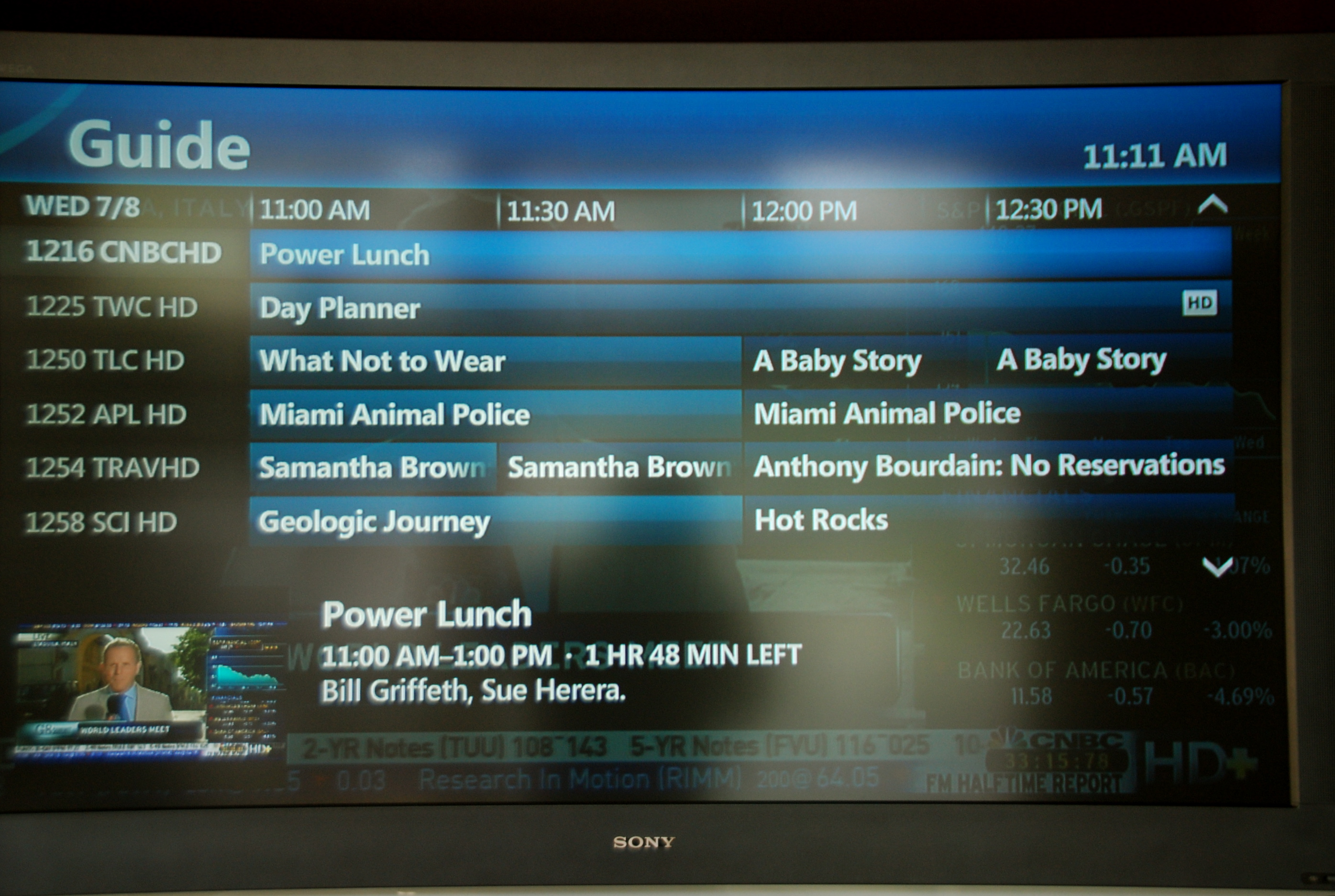 What channel is the - The Biggest News Was The Software Update That Allows My Family To Enjoy New Total Home Dvr Capabilities And Navigation Enhancements Plus A New And Visually